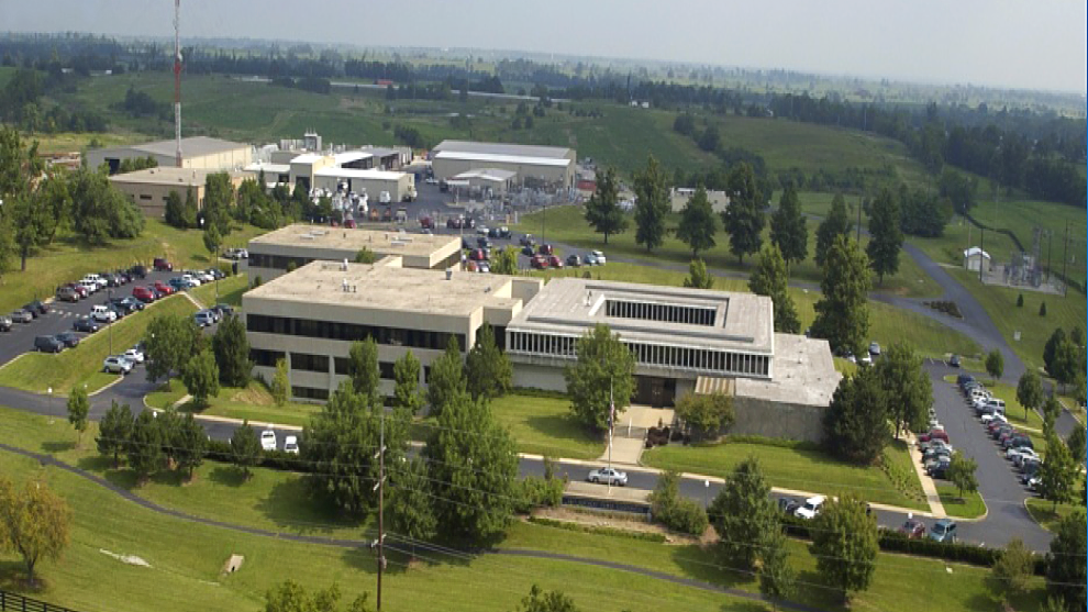 EKPC HQ is approximately 55 acres in size.