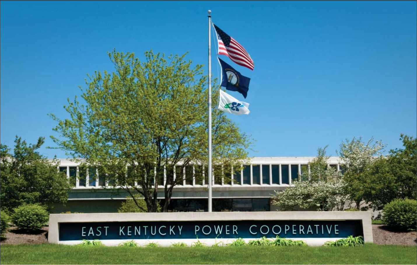 East Kentucky Power Cooperative (EKPC) delivers power to more than 520,000 homes and businesses.