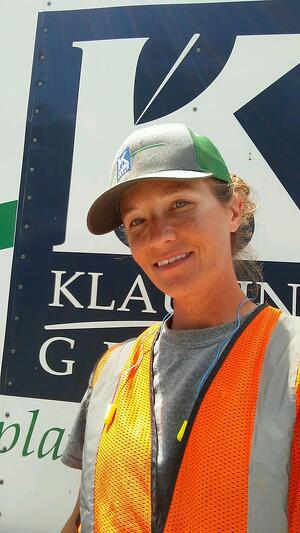 Angie Stevens Klausing Group Assistant Crew Lead
