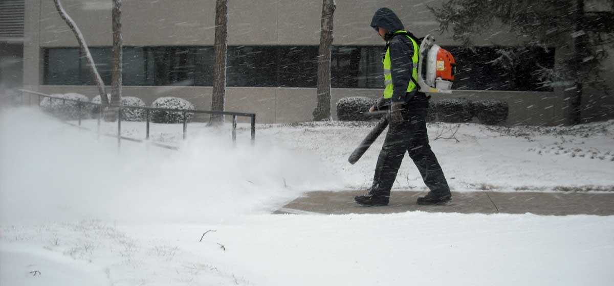 Commercial Snow and Ice Removal Services