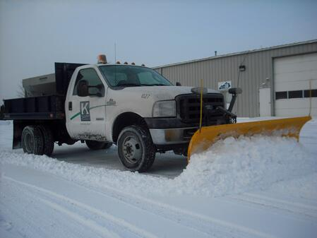 Best snow removal company in Lexington KY